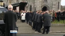 Funeral has taken place of Supreme Court judge Adrian Hardiman