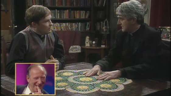Father Ted Tribute For Jack Charlton