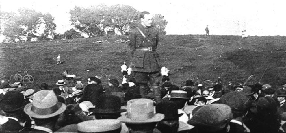 An Piarsach agus 1916