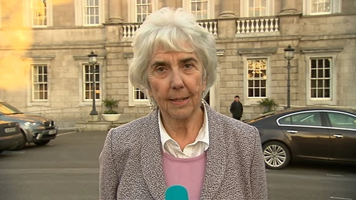 Maureen O'Sullivan said the letter was the type she would write about young people in trouble with the law