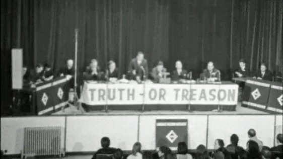 Language Freedom Movement at the Mansion House (1967)
