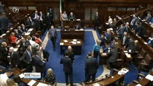 No Taoiseach elected on first day of 32nd Dáil