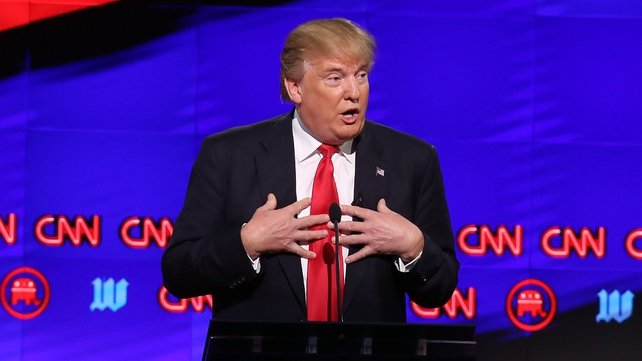 The EIU highlighted Donald Trump's alienation towards China as well as his comments on Islamist extremism