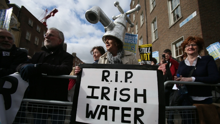 Government's Irish Water plans receive EU blow