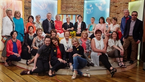 The Today show support Daffodil Day in a great way
