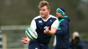 Finlay Bealham looks set to make his debut against Italy