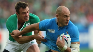 Sergio Parisse: 'Nobody expects us to win tomorrow, and yet we're talking about a lot of pressure on Ireland'
