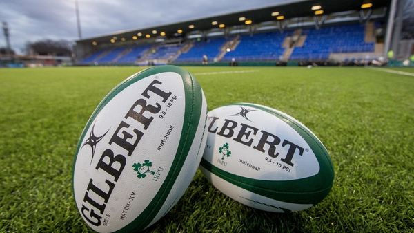 The IRFU is reviewing the incident at Donnybrook