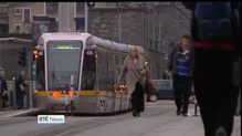 Luas operator Transdev to hire private buses on St Patrick's Day