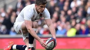 In-form Owen Farrell is picked at number 10