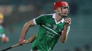 Barry Nash bagged 2-02 for Limerick