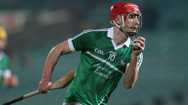 Barry Nash bagged 2-02 for Limerick