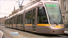 The NBRU has accused the Luas operator of being provocative
