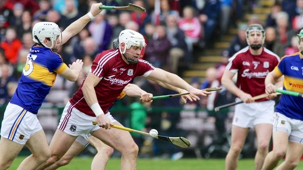 Galway's Iarla Tannian under pressure to control