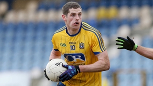 Fintan Cregg knocked over 0-05 for the victors