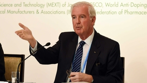 Craig Reedie was elected as WADA president in 2013