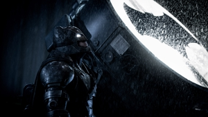 Batman Vs Superman: Dawn of Justice opens on March 25