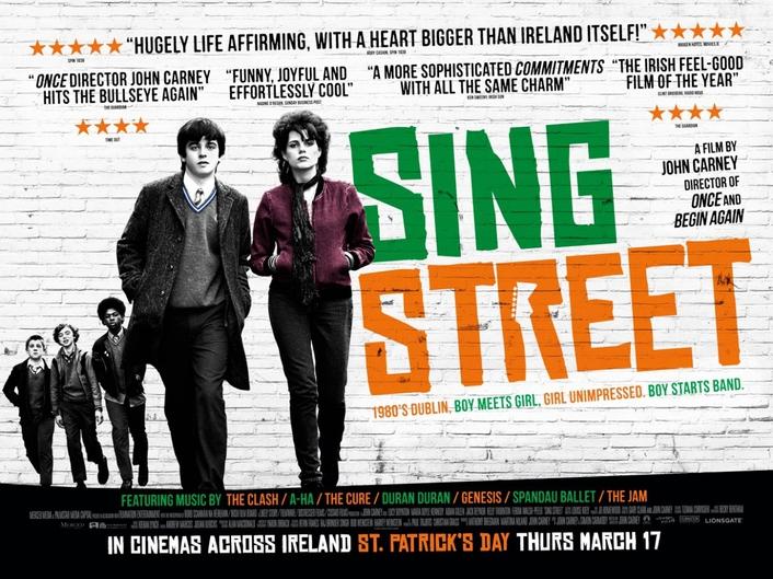 """Sing Street"" writer/director John Carney"