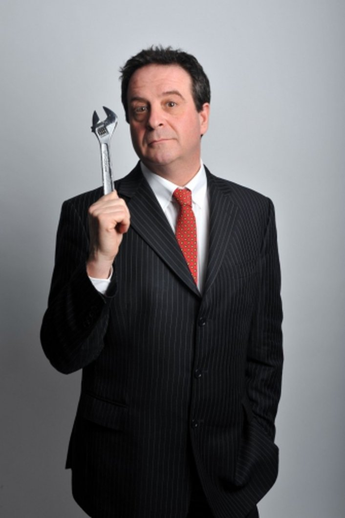The comedy of Mark Thomas