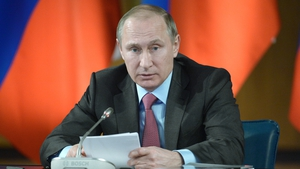 Vladimir Putin has slammed the decision to ban Russia from the Paralympics