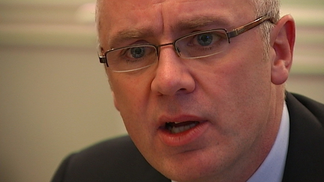 David Drumm resigned as CEO of Anglo Irish Bank in 2008