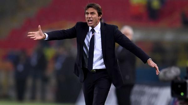 Antonio Conte dismissed talk of a move to Chelsea