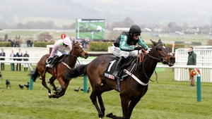 No complaints from the Mullins camp as Altior takes the Supreme Novices'