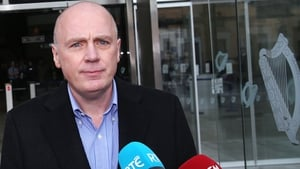 David Drumm has pleaded not guilty to conspiring with others to dishonestly make Anglo's balance sheet look better