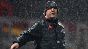 Anthony Foley's working conditions may change next season with new appointment due