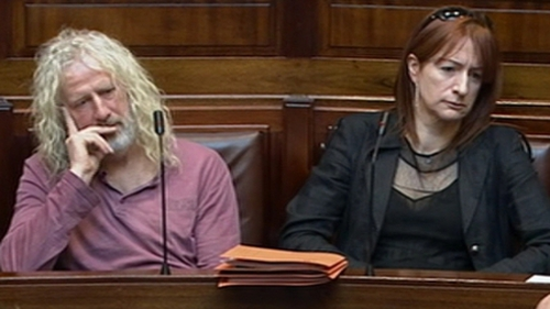 Mick Wallace and Clare Daly both retained seats in the General Election