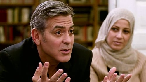 George Clooney spoke about how his Irish ancestors were treated in America