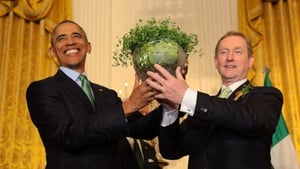 Taoiseach Enda Kenny will again travel to the White House