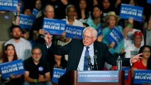 Mr Sanders won nominating contests in Alaska, Washington and Hawaii at the weekend