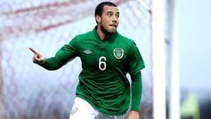 Samir Carruthers has represented Ireland at U-19 and U-21 levels