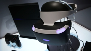 The Playstation VR will be cheaper than rivals HTC Vive and Oculus Rift