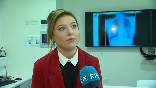 Leigh Bagnall recently underwent the transplant operation at the Mater University Hospital in Dublin