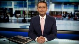 Aengus Mac Grianna final farewell | RTÉ News