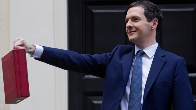 George Osborne unveils his 8th budget in the Commons today