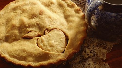 Traditional Irish Apple Tart: Today, Eunice Power