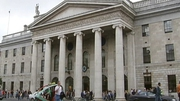 An Post said it would continue to operate a post office at the GPO, even if it moved its headquarters to another site