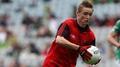 Caolan Mooney walks away from Down