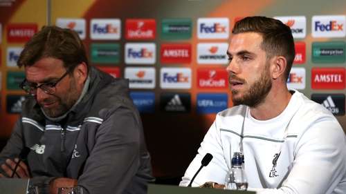 Jordan Henderson insists Liverpool can recover from defeat to Swansea
