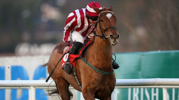 Zabana looks a good each-way shot in the JLT Novices' Chase