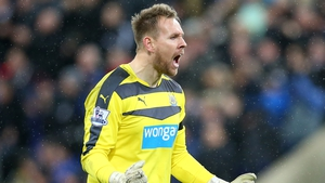 Rob Elliot hopes Benitez can help Newcastle climb the table