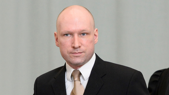 Anders Breivik: Norwegian mass murderer wins court case on inhumane detention