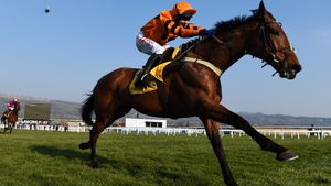 Thistlecrack will miss the rest of the season with a tendon injury