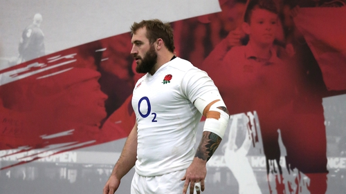 Joe Marler can probably take Clive Woodward off his Christmas card list