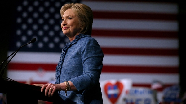 Hillary Clinton won by a slim margin of 1,531 votes