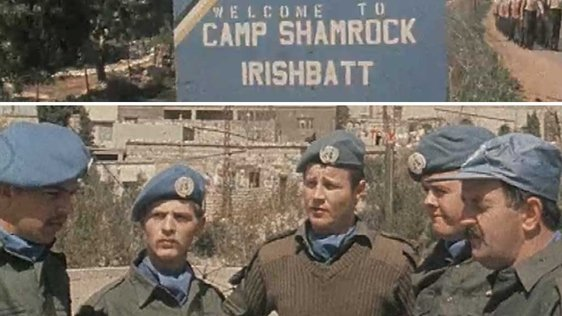 Camp Shamrock in Lebanon