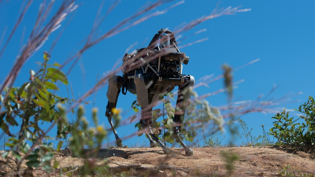 Boston Dynamics is best known for building robots that look as if they belong in a science-fiction movie and are often co-developed or funded by the US military